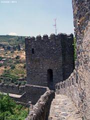 Castelo de Bragança - vista