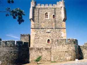 Torre de Menagem - Castelo de Bragança