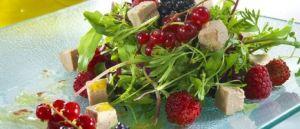 Salada de Amoras Silvestres