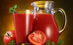 Sumo de Tomate