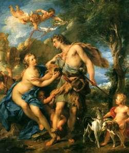 Venus e Adonis