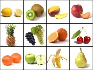 Alguns benefícios de certos frutos