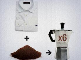 Tingimento de Tecidos com Café
